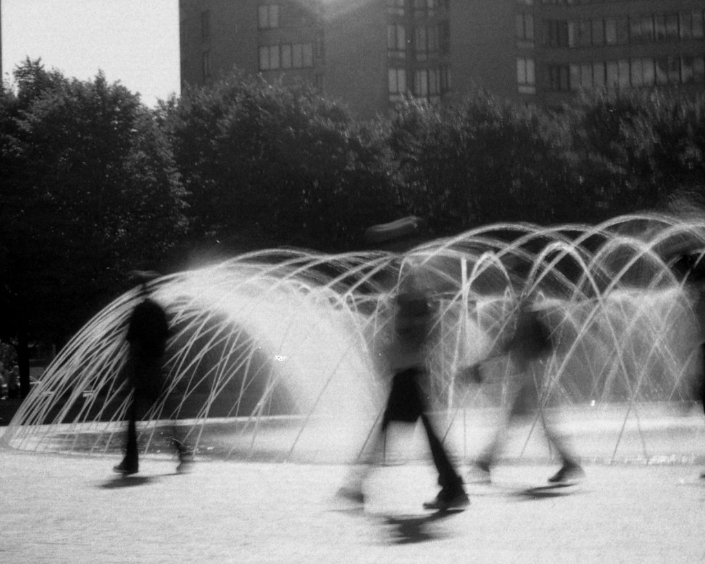 Shadow Fountain