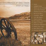 Owl Creek Tray450